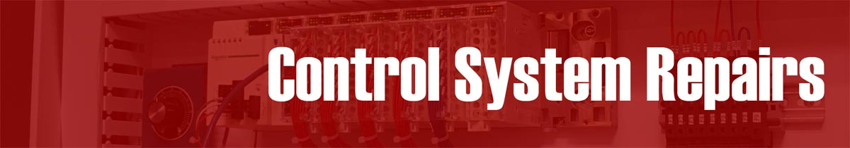 Control System Repairs Category 1