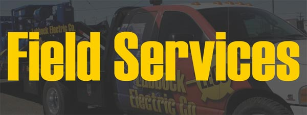 LECO Field Services for Motors, Compressors, Hydraulics, and Controls