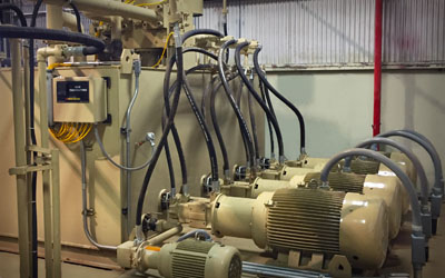 SmartFlow Hydraulics Improves Ginning Speed
