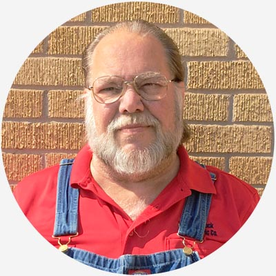 Cotton Gin and Power Transmission Product Specialist Johnny Davis