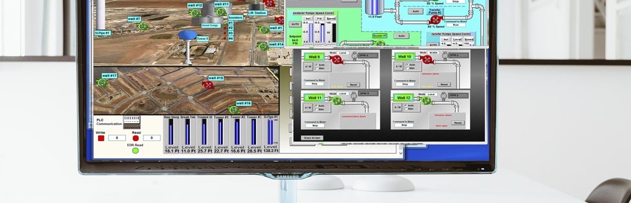 Water Systems SCADA