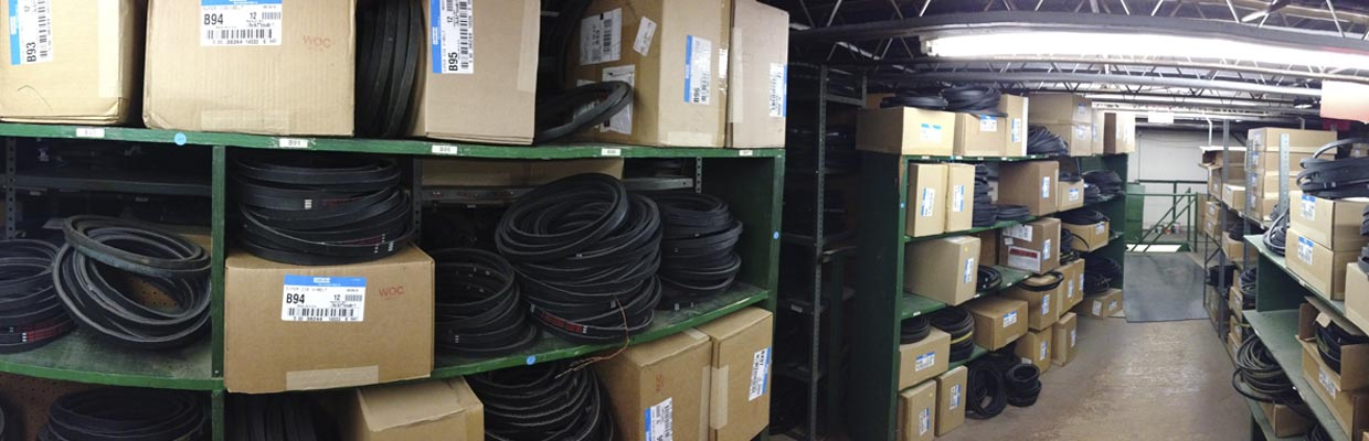 Largest Supply of Belts in West Texas