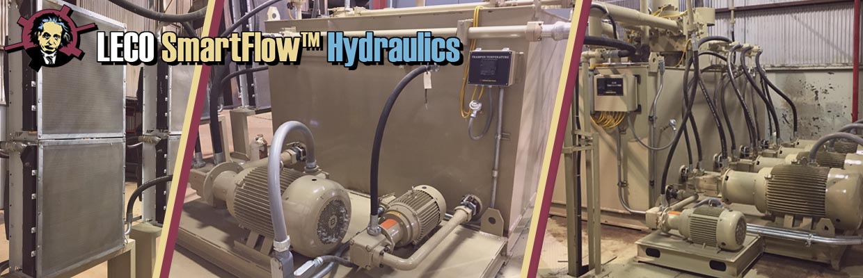 Powerful and Efficient Hydraulic Power Units
