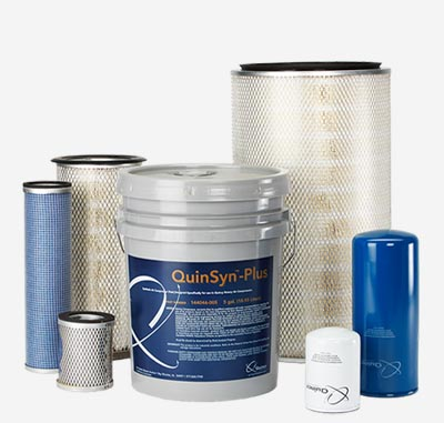quincy compressor parts fluid