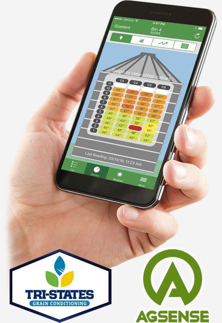 Seed Trac Mobile Cottonseed Monitoring App