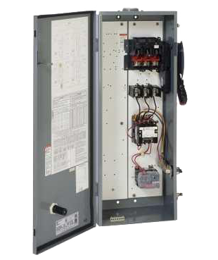 Square D Well Guard Pump Panel