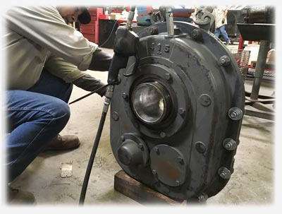 speed reducer repairs